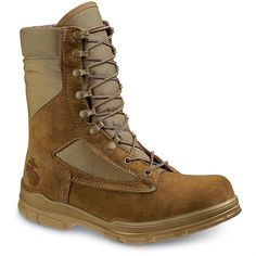 Bates Durashocks U.S.M.C.-Spec. Boots, Tan - 203442, Combat & Tactical Boots at Sportsman's Guide