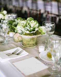 Rustic Country Wedding Ideas | Martha Stewart Weddings