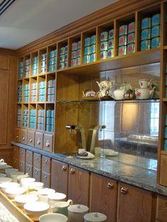 Alexandra D. Foster Destinations Perfected: London, England - The Diamond Jubilee Tea Salon at Fortnum & Mason