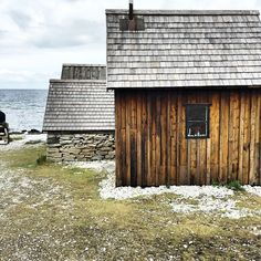 If you ever visit Sweden you have to go to Fårö , this small fishing village is one of many amazing sites to visit on the island, situated North of Gotland  #cabin #fårö #gotland #cabinlove
