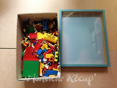 MONSIEUR RÉCUP': Mon bonhomme LEGO