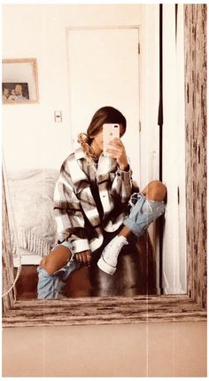 Winter Mode Outfits, Trendy Fall Outfits, Cute Outfits For School, Cute Comfy Outfits, Winter Fashion Outfits, Retro Outfits, Stylish Outfits, Hipster School Outfits, Cute Outfits For Winter
