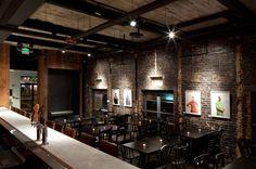 Kaper Design; Restaurant & Hospitality Design Inspiration: Creative Alliance Cafe