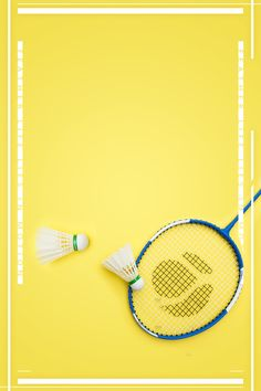 Badminton Poster Background : More than 3 million PNG and graphics resource at Pngtree. Find the best inspiration you need for your project. Badminton Tournament, Badminton Sport, Badminton Racket, Tennis Racket, Badminton Logo, Olympic Games Sports, Olympic Gymnastics, Badminton Pictures, Tennis Tips