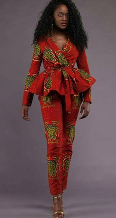 Hey Guys, We want you to take seat and watch these Ankara styles that are too dapper for you to ignore. We can tell you that these Ankara styles are creative, classy and exciting to have. African Fashion Designers, African Fashion Ankara, Ghanaian Fashion, African Inspired Fashion, Latest African Fashion Dresses, African Dresses For Women, African Print Dresses, African Print Fashion, Africa Fashion