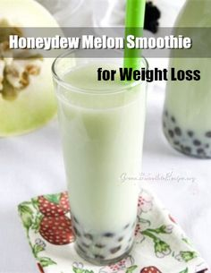 This yummy melon smoothie combines yogurt with kale and honeydew melon for a fat burning and delicious smoothie.     1servings 5minutes    Ingredient