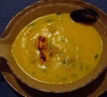 Recette - Soupe de la mer maison - Proposée par 750 grammes