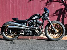 sportster 883R 2003 - repined by http://www.vikingbags.com/