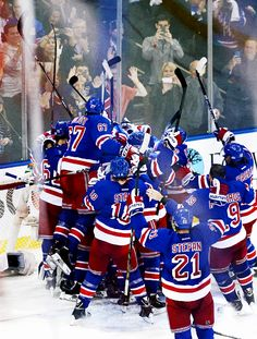 New York Rangers • 2014 Eastern Conference Champions