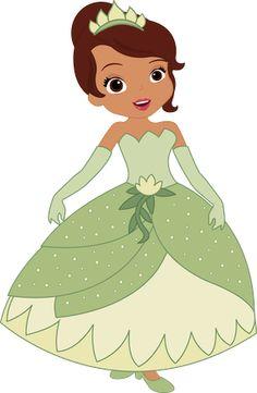 Princesas da Disney - Minus
