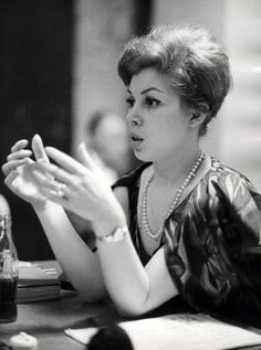 """Mirella Freni (1935) is the textbook example of a lyric soprano who expanded wisely to the spinto roles, conserving her voice so that even in her sixties she still possessed enough vocal freshness and bloom that she made a credible Mimi. She is also a highly sympathetic actor in both comedies and more serious roles. At 12, she made her broadcast debut singing """"Un bel di"""". She waited until she was 17 to begin studying again under Campogalliani, whose most-celebrated student had been Tebaldi."""