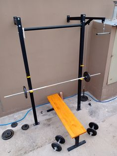 Home Made Gym, Diy Home Gym, Gym Room At Home, Gym Workout Tips, Plank Workout, No Equipment Workout, At Home Workouts, Home Multi Gym, Gym Rack
