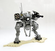 NATO 'Gorgon' Mobile Frame by [Carter], via Flickr