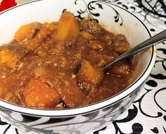 Sweet Potato Chili Crockpot #Recipe