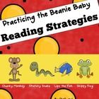 extra practice with the Beanie Baby Reading Strategies