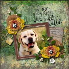 Pawsitively Protective - Digishoptalk - The Hub of the Digital Scrapbooking Community