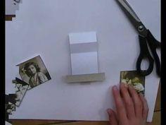 Cardmaking waterfall card tutorial http://www.youtube.com/watch?v=xXYDS1xxKy0=related