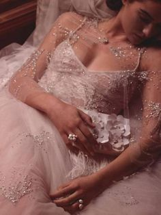 Gorgeous Wedding Dress & Veil