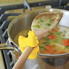 Animal Spoon Holder under $5! #cooking #Dealsplus