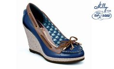 Milly for Sperry topsiders......nautical love