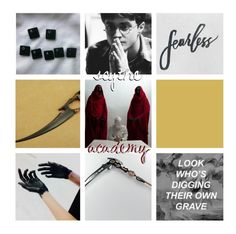 """""""Scythe Academy: Harry Potter aesthetic"""" by harrypotterlover12 ❤ liked on Polyvore featuring art"""