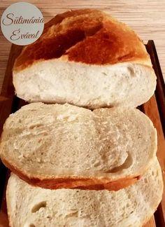 Fehér kenyér, már régóta nem veszünk kenyeret, nekünk ez a recept vált be! Bread And Pastries, Fondant, Dips, Breads, Brot, Bread Rolls, Sauces, Dip, Bread
