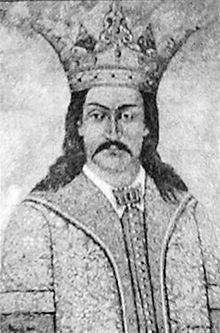 Vladislav I of Wallachia (d.1377) Son of Nicolae Alexandru. House of Barsarab