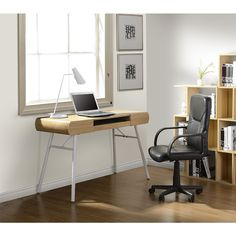 Modern Design Semi-assembled Computer Desk