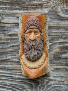 Scott Longpre Wood Carving on Facebook.