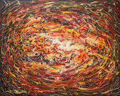 James de Villiers: Creation: fine art | StateoftheART Winter Leaves, South African Art, Office Art, Online Art Gallery, Abstract Expressionism, Original Artwork, Artist, Painting, Artists