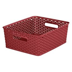 Room Essentials® Yweave Set of 4 Medium Storage ... : Target - for baby stuff in the kitchen