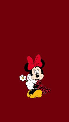 Mickey Mouse Art, Mickey Love, Mickey Mouse Wallpaper, Cute Disney Wallpaper, Love Wallpaper, Heart Iphone Wallpaper, Lock Screen Wallpaper Iphone, Wallpaper Iphone Disney, Cartoon Caracters