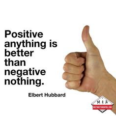 Negativity kills progress in your business!