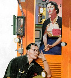 """The Happiness Machine"" by Ray Bradbury Dandelion Wine Ray Bradbury, Saturday Evening Post, Music People, Cover Art, My Books, Literature, Fiction, The Incredibles, My Love"