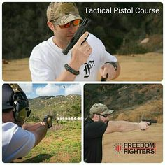 By @freedomfightersfoundation Freedom Fighters Foundation will be hosting a 1-2 day Tactical Pistol (hybrid) class on June 11th and 12th in the North County San Diego area. This class is designed for those of you who have not had any formal firearms training even if you have been shooting for a number of years.  Tactical Pistol Course Level 1.5 is a hybrid class that will give you the option to take either 1 or 2 days. The cost of the class is a tax deductible donation of $250 for day 1 or 2…