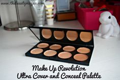 New post | Makeup Revolution goodies! Budget Beauty!  http://www.thebeautymagpie.com/2014/10/make-up-revolution-ultra-cover-and.html#more