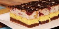 Érdekel a receptje? Kattints a képre! Cheesecake, Food, Cheese Cakes, Eten, Cheesecakes, Meals, Diet