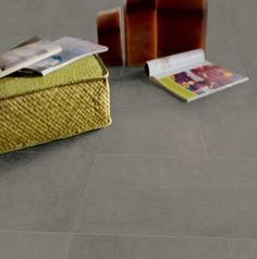 StonePeak Sky porcelain tiles in Greensky gives that contemporary look to any space!!