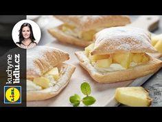 Rychlý ananasový dezert - Markéta Krajčovičová - RECEPTY KUCHYNE LIDLU - YouTube