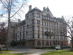 Witherspoon Hall @ Princeton University Princeton University, Nostalgia, Explore, Mansions, House Styles, Building, School, Manor Houses, Villas