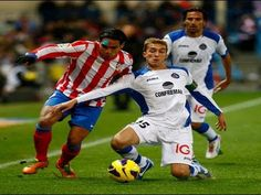 Atlético Madrid 2 Getafe 0 ('El Tigre' Falcao nunca se rinde)
