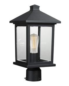 Z-Lite Portland Tall 1 Light Outdoor Lantern Post Light Black Outdoor Lighting Post Lights Single Head Post Lights Lantern Post, Wall Lantern, Outdoor Post Lights, Outdoor Lighting, Outdoor Lantern, Landscape Lighting, Modern Lighting, Lighting Ideas, Traditional Post Lights