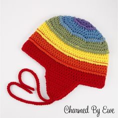 Yarn Medley's from the Heart 2 hrs ·  Today's pattern from Charmed By Ewe is Punky's Beanie. Use code PUNKY at checkout to get it for free! http://craftinoo.com/punkys-beanie (This offer ends at 11:59 pm Pacific time on 11/19/15.)