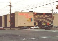 Cross Bay Lanes (now a CVS and Gold's Gym), Howard Beach, NY