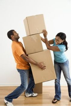Organized Home Moving Tips