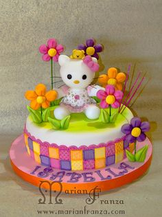 Tortas Decoradas Artesanales - Marian Franza 031 by marianfranza, via Flickr