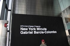 The art exhibit is on a big screen and throughout the complex. Fulton Center, New York Minute, Baja California, Exhibit, Cuba, Places To See, The Neighbourhood, Big, The Neighborhood