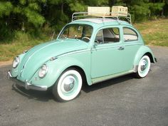 Sea foam green, especially on cars or bicycles.