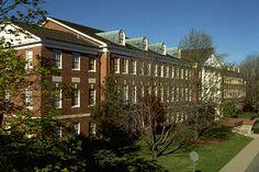 McCracken Hall---Education Building :)