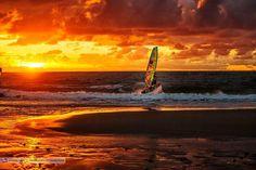 Gorgeous! #Sylt action #picoftheday via PWA #windsurfing #travel
